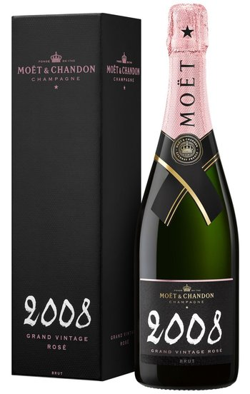 Moet & Chandon Grand Vintage Rosé 2006 0,75l