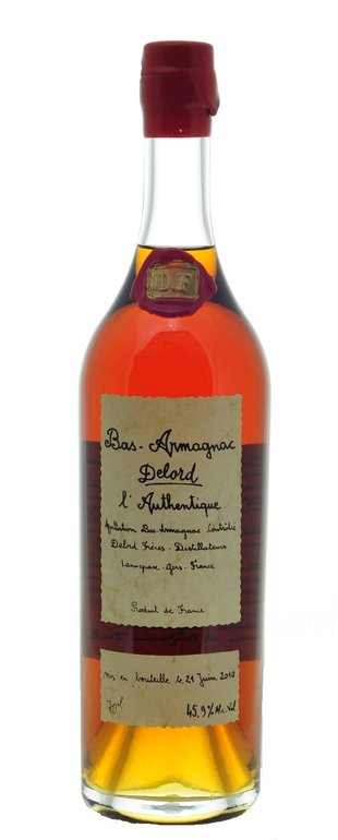 Armagnac Delord Authentique 46%