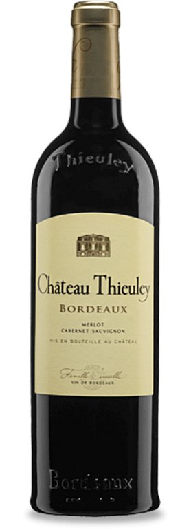 Chateau Thieuley Rouge AOC 2012