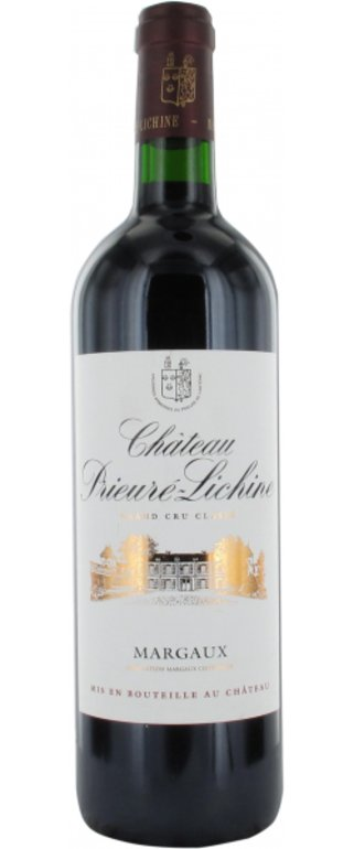 Chateau Prieure-Lichine Grand Cru Classe 2013