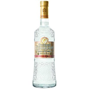 Russian Standart Gold vodka 1l
