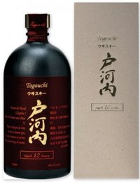 Togouchu Blended whisky 12YO Gift box
