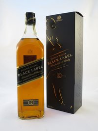 Johnnie Walker Black label 12let 1l