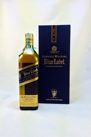 Johnnie Walker Blue Label 60let 0,7l