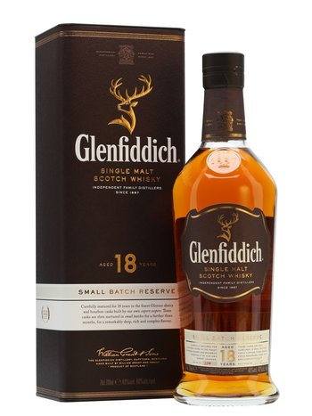 Glenfiddich 18let 0,7l