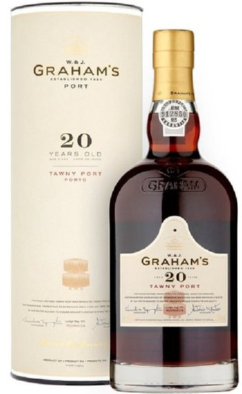 Grahams Tawny Port 20YO