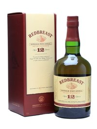 RedBreast Single Pot Irish Whiskey