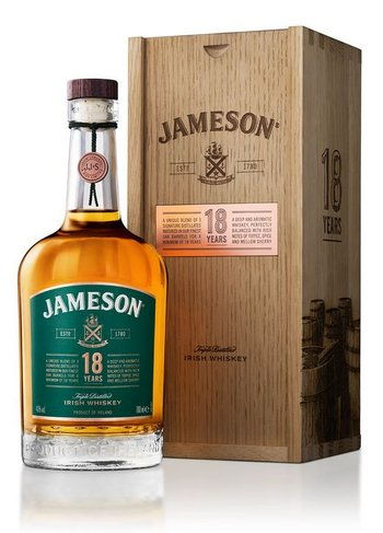 Jameson 18let 0,7l