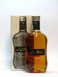 Isle of Jura 10let 0,7l