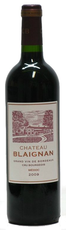 Chateau Blaignan Grand vin de Bordeaux 2013