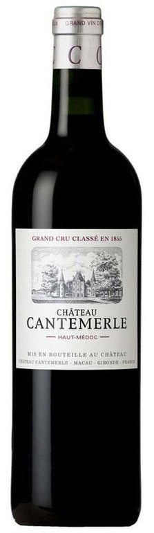 Chateau Cantemerle Grand Cru Classé 2013