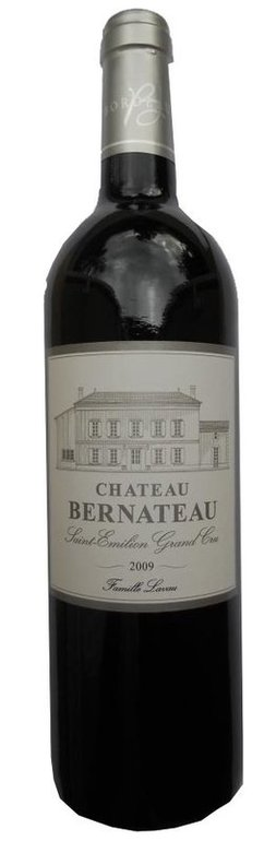 Chateau Bernateau Grand Cru 2010