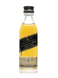 Johnnie Walker Black Label 0,05l