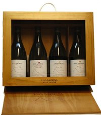Gran Shiraz 3 Valleys 2008 4 pack