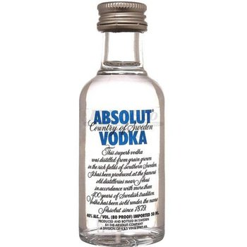 Absolut Blue 0,05l