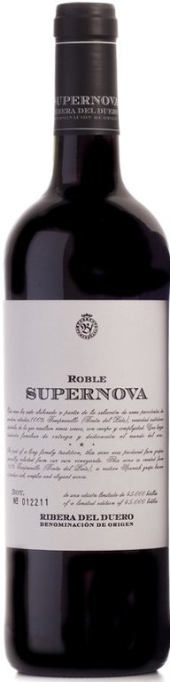Supernova Roble 2015