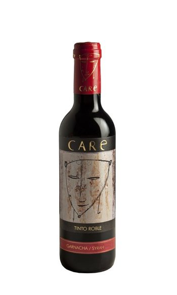 Care Tinto Roble Garnacha - Syrah 2012 0,375l