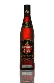 Havana Club Black 7 Aňos 0,7l