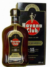 Havana Club Grand Reserva 15 Anos 0,7l