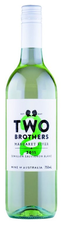 Two Brothers Semillon/Sauvignon Blanc 2011