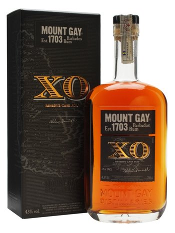 Mount Gay Rum Extra Old
